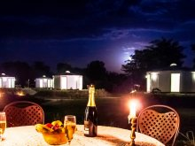 Accommodation Ruzsa, Homoki Lodge Boutique Hotel