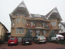 Panzió Nagyszeben (Sibiu), Tichet de vacanță, Full Panzió