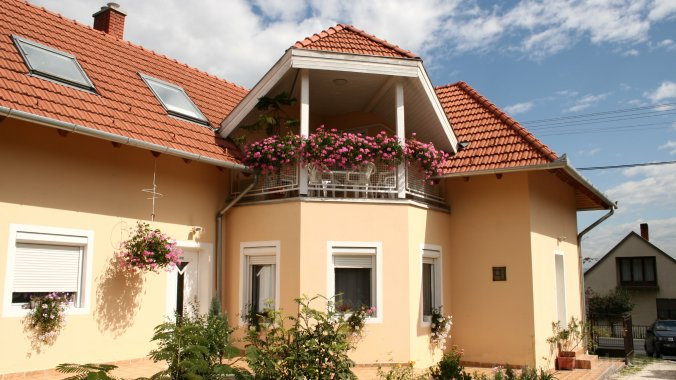 Casa Samadare Alsópáhok