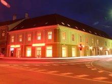 Hotel Homoródfürdő (Băile Homorod), Rubin Hotel