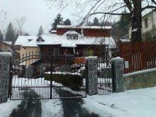 Apartament județul Prahova, Casa Saos