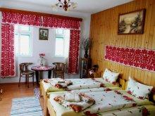 Casă de oaspeți Ghedulești, Casa de vacanță Kristály
