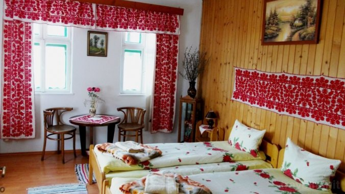 Casa de vacanță Kristály Rimetea