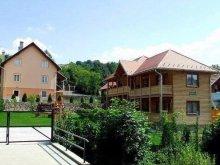 Pensiune Sâncrai, Case de oaspeți Becsali
