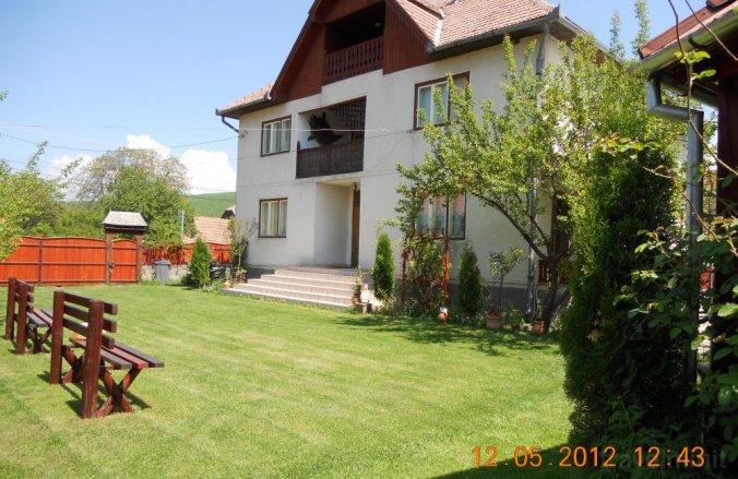 Bordó Guesthouse Ghelinta