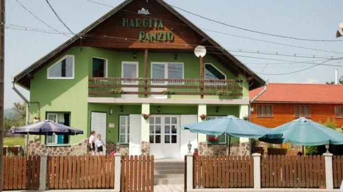 Hargita Guesthouse Vlăhița