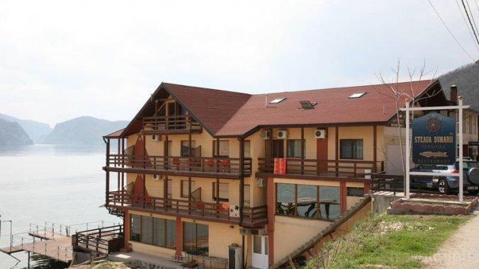Steaua Dunării Guesthouse Eșelnița