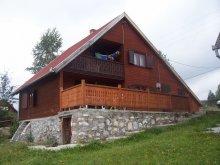 Chalet Lacu Roșu, Attila House