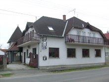 Cazare Nagybudmér, Casa de oaspeți Paprika