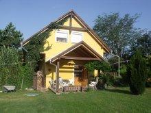 Apartament Nagycsány, Casa Czanadomb