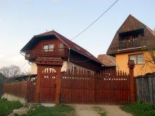 Casă de oaspeți Cucuieți (Solonț), Casa de oaspeți Margaréta