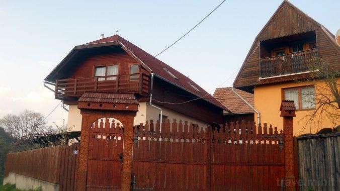 Casa de oaspeți Margaréta Tibod