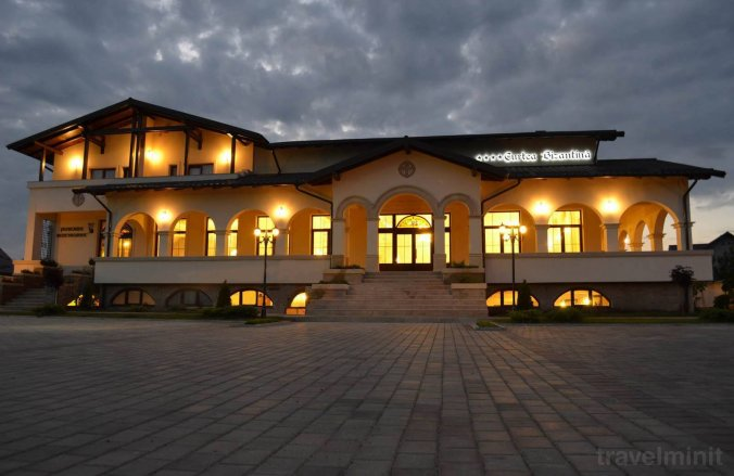 Curtea Bizantina Panzió Șcheia