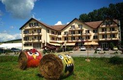 Hotel Kőhalom vára közelében, Dumbrava Hotel