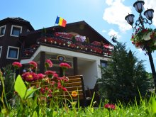 Panzió Slănic-Moldova, Porțile Ocnei Panzió