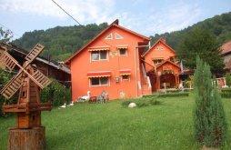 Accommodation near Monastery fortress Negru Vodă, DORU Guesthouse