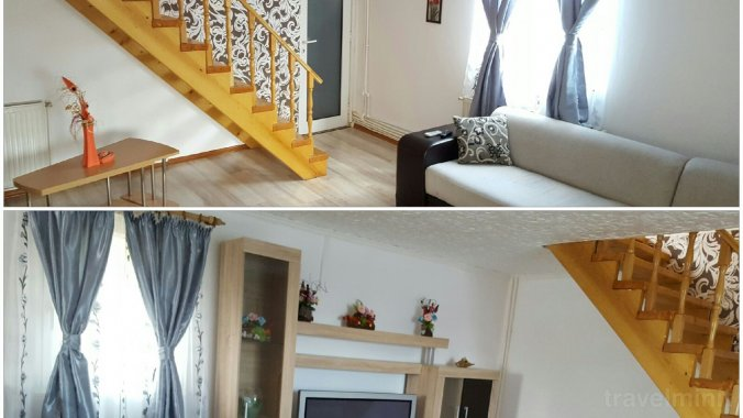 Casa Natalia Vacation home Moldovenești