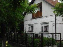 Casă de oaspeți Tiszaroff, Casa Abacskó