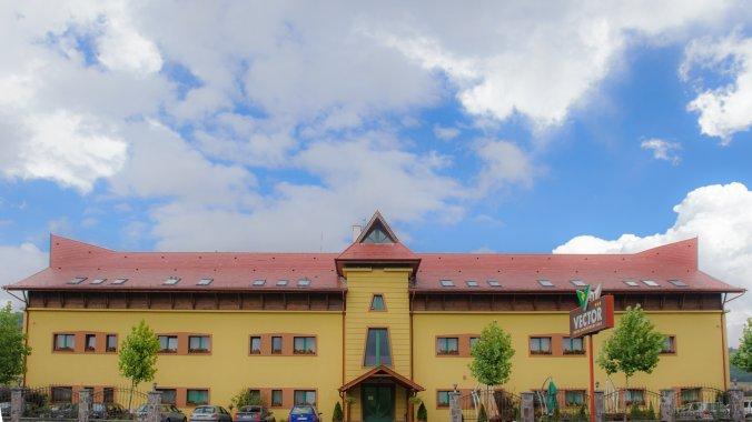 Vector Hotel Göcs