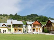 Panzió Bordeieni, Tichet de vacanță, Pomicom Complex