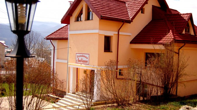 Pensiunea Ambiance Piatra-Neamț