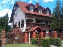 Apartament Mánfa, Pensiunea Kirilla