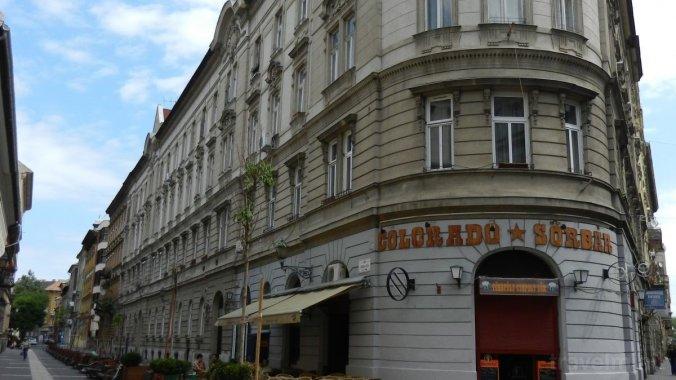 Apartament Almássy Budapesta