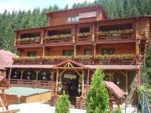 Pensiune Valea Nandrii, Pensiunea Casa Wiarusti