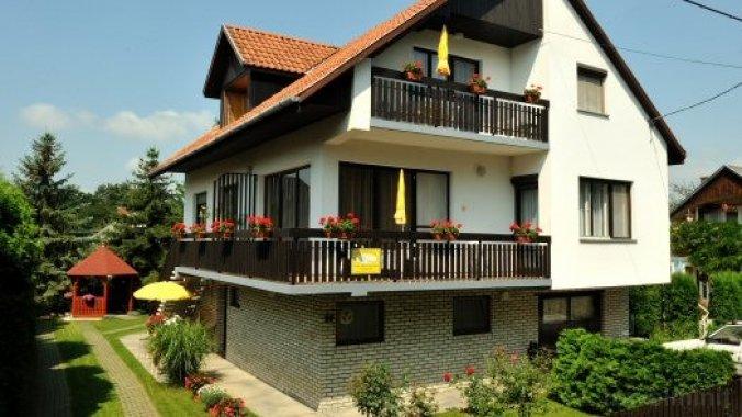 Apartament Zsuzsa Hévíz