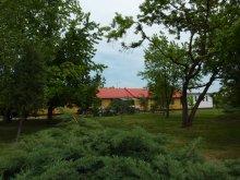 Hostel Érsekcsanád, Tabără de tineret, Zonă de camping