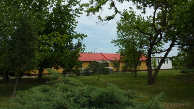 Youth Camp, Camping Site Kecskemét