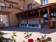 Pensiune Sânpetru German, Pensiunea Olimp