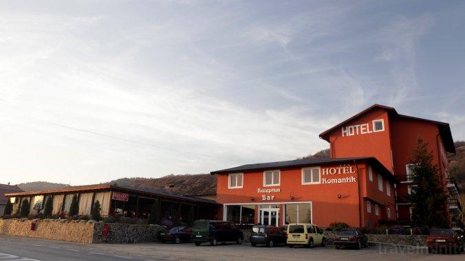 Hotel Romantik Bălăușeri