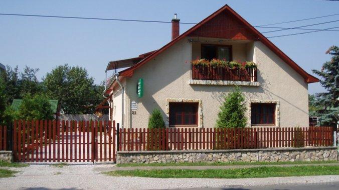 Taltos Guesthouse Szilvásvárad