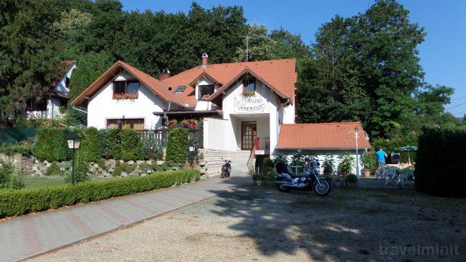 Hársfa Guesthouse Koszeg