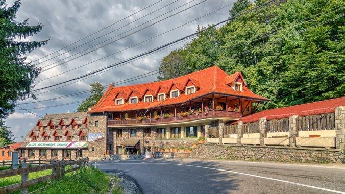 Pârâul Rece Hotel Hidegpatak