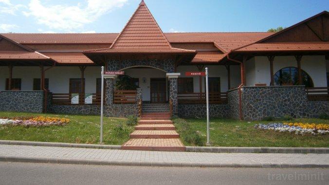 Casa de oaspeți Kristály Szálló Parádsasvár