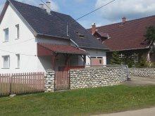 Cazare Pârtia de schi Szilvásvárad, Casa de oaspeți Pannika