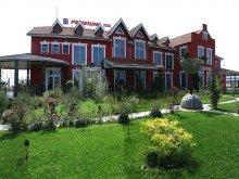 Pensiune Comuna Siriu (Siriu), Pensiunea Funpark