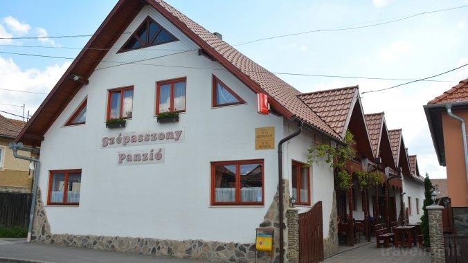 Pensiunea Szépasszony Vlăhița