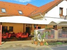 Bed & breakfast Látrány, Turul Restaurant and Guesthouse