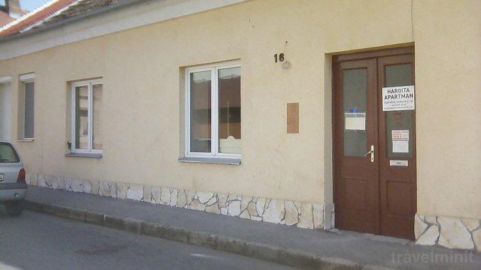 Apartament Hargita Pécs