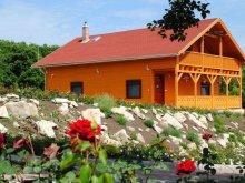 Cazare Kisnána, Casa de oaspeți Rózsapark