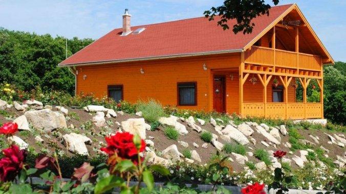 Rózsapark Vendégház Demjén
