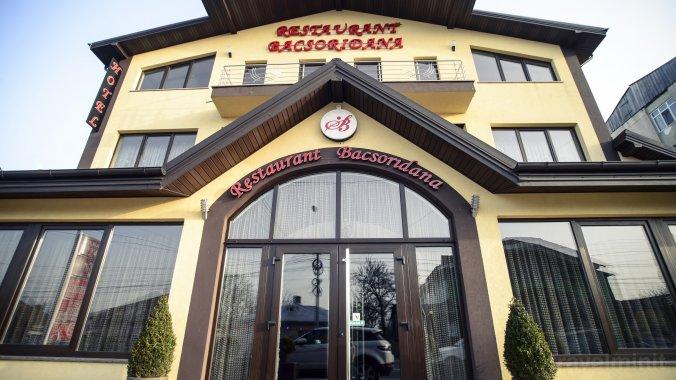 Bacsoridana Hotel Tekucs