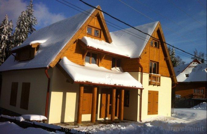 Bogát Ház Hargitafürdő