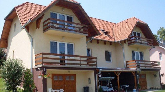 Lala Apartments Balatonboglar