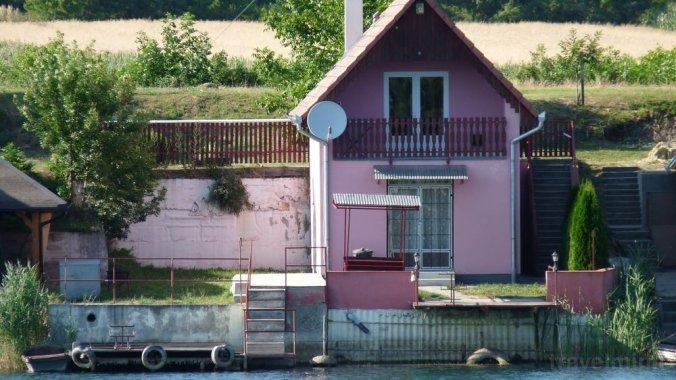 Horgásztó Vacation home Gyékényes