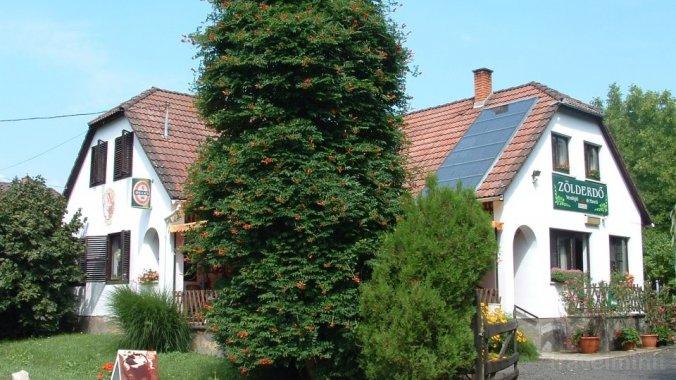 Zölderdő Guesthouse Óbánya