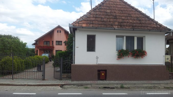 Andrey Guesthouse Cornești (Mihai Viteazu)